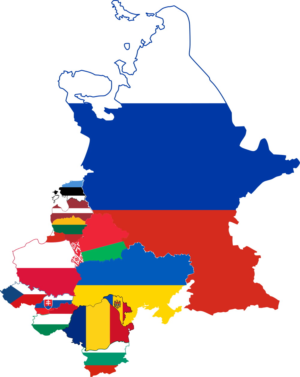 File map of the. Europe clipart flag europe