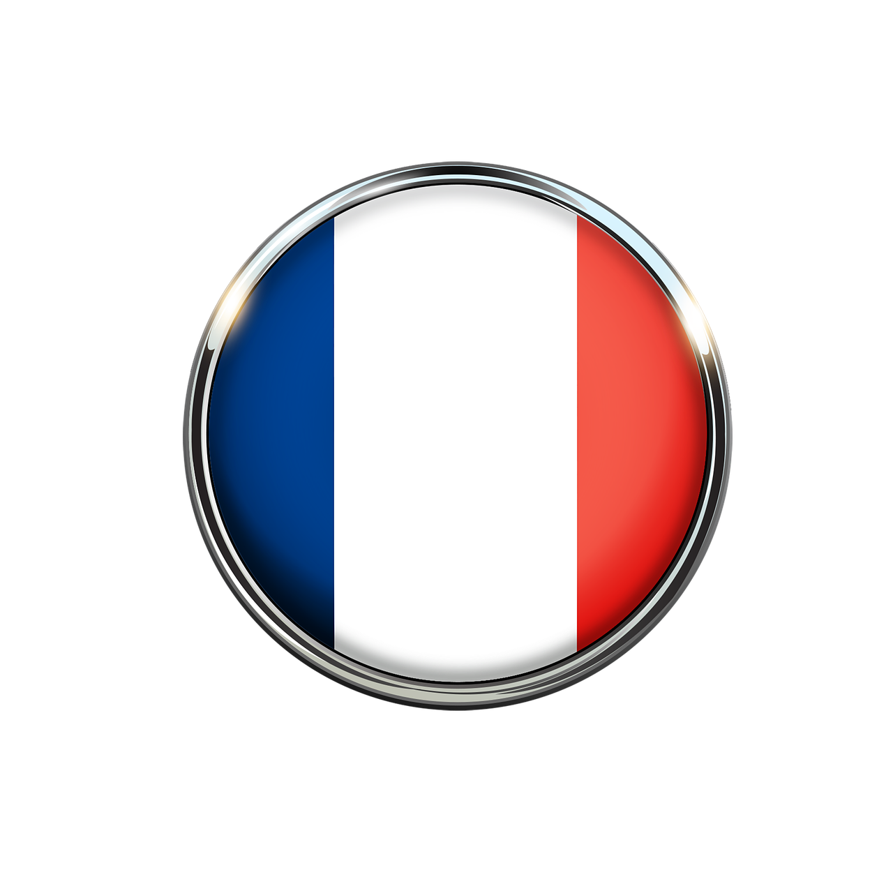 France clipart village french. Flag circle national nation