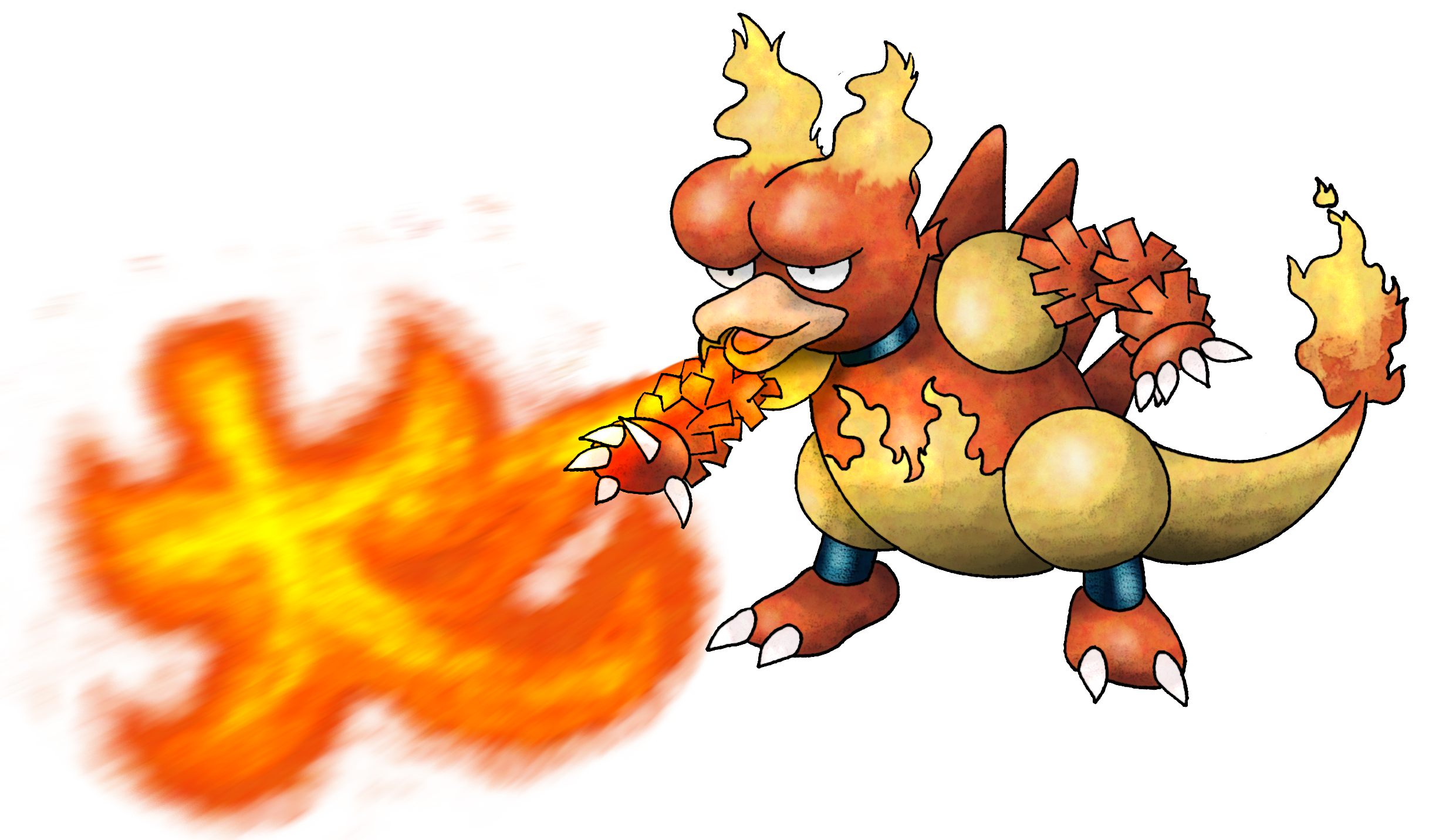 magmar used fire. Europe clipart game