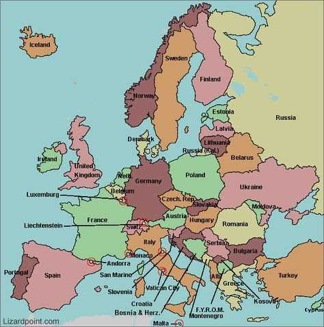 Europe clipart labled. Pinterest
