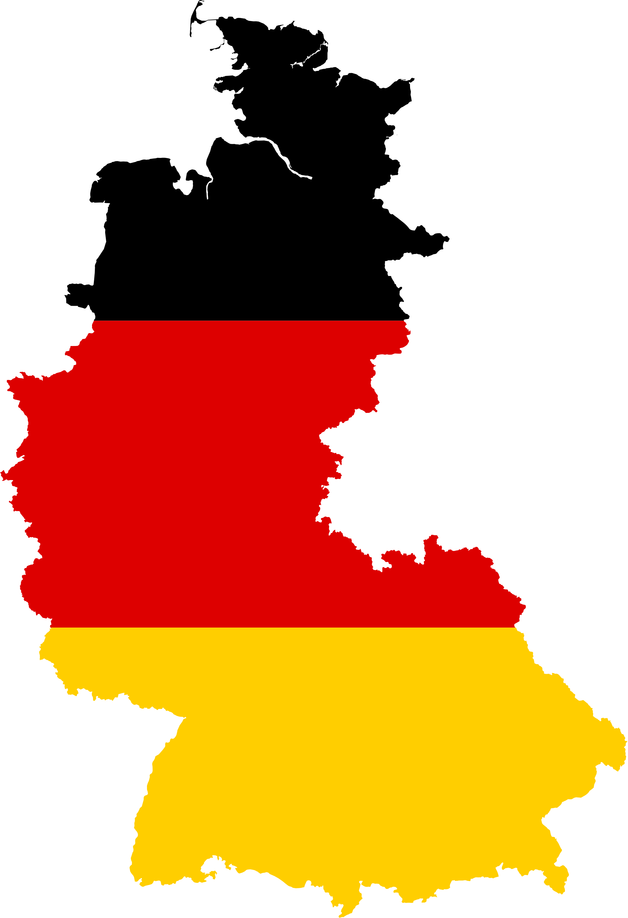 German clipart flag germany. Politics reflections of occupiers