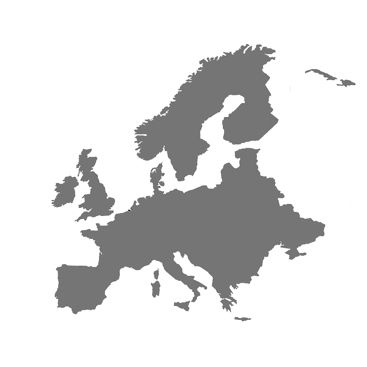 europe clipart transparent