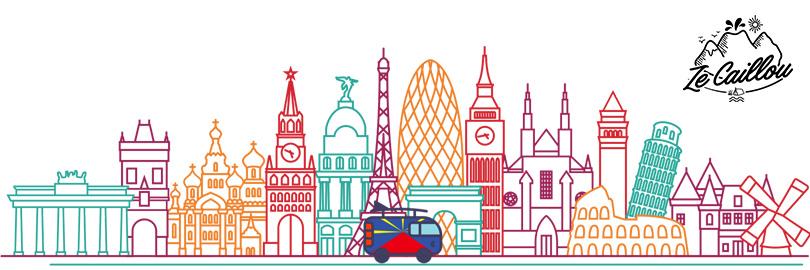Europe clipart travel europe. European roadtrip our journal