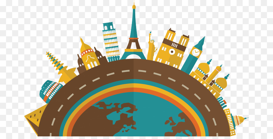 Flat background png download. Europe clipart travel europe