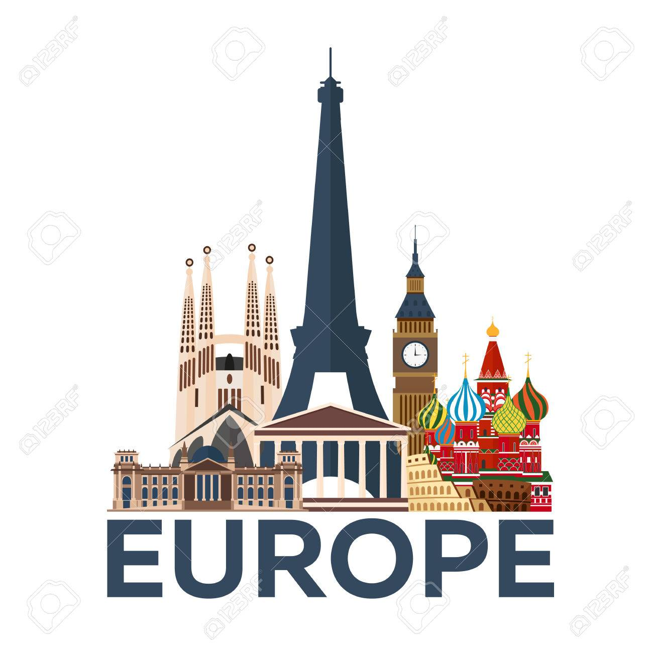 Europe clipart travel europe. Cliparts making the web