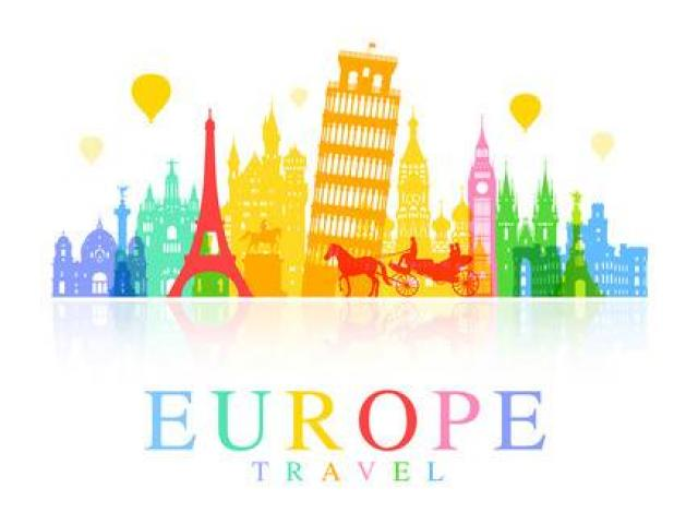 Free download clip art. Europe clipart vacation europe