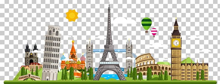 Package tour travel png. Europe clipart vacation europe