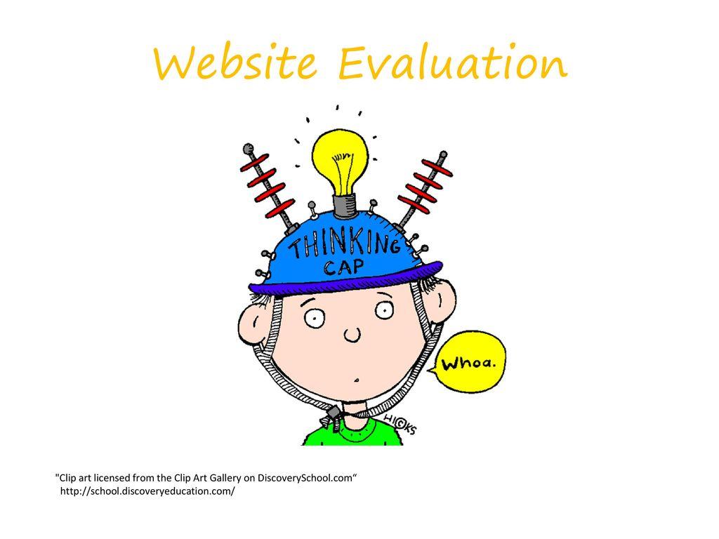 Website clip art licensed. Evaluation clipart