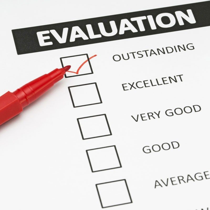 Evaluation clipart. Self avbino control station