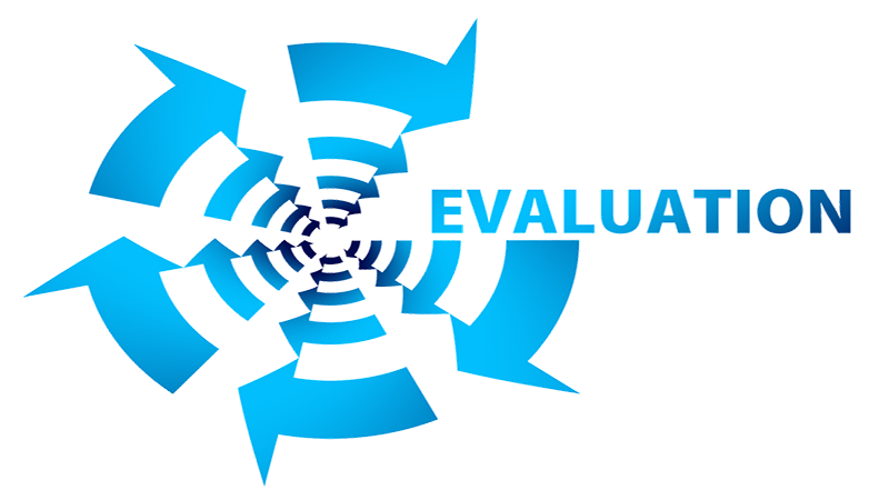 Evaluation clipart field work. Research metrics in practice