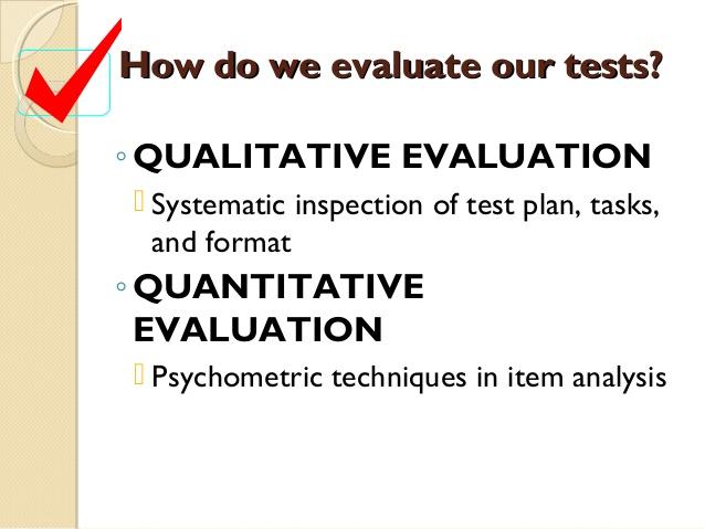 Portal . Evaluation clipart item analysis