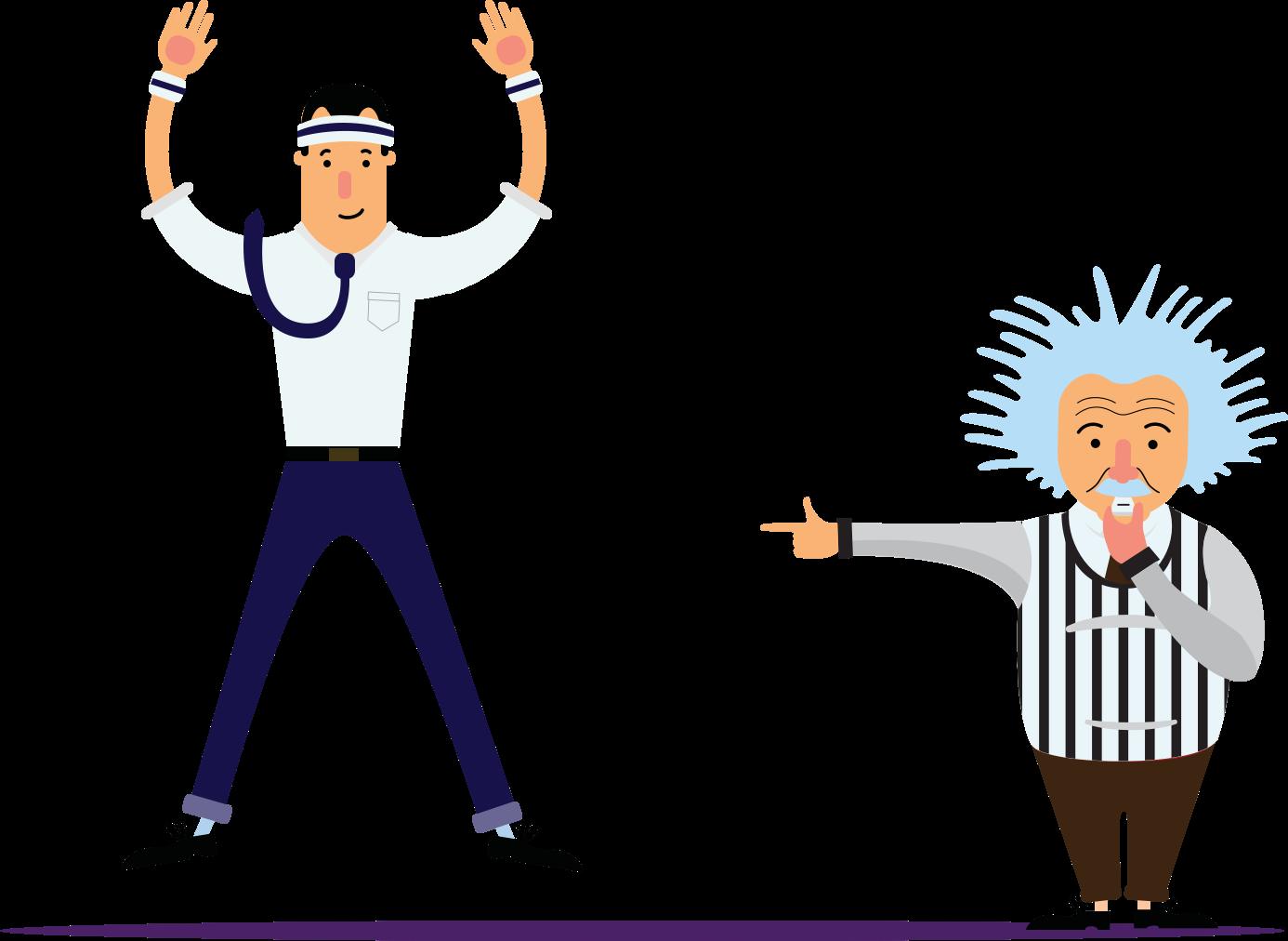 Performance pivot hero. Magic clipart employee celebration