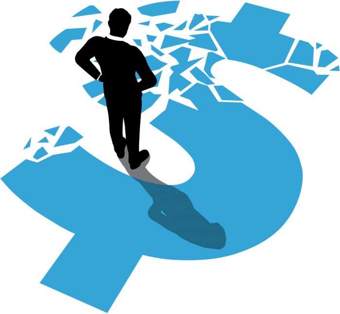 Plan b f services. Financial clipart professional