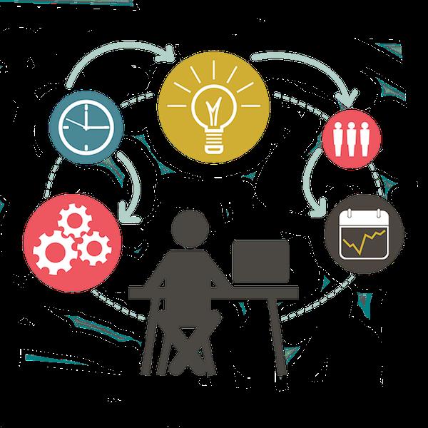 Manager clipart fund manager. Understanding project portfolio management