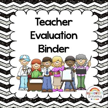 Back to teacher binder. Evaluation clipart school evaluation