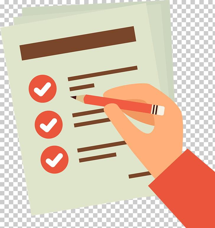 Encapsulated postscript person holding. Evaluation clipart survey