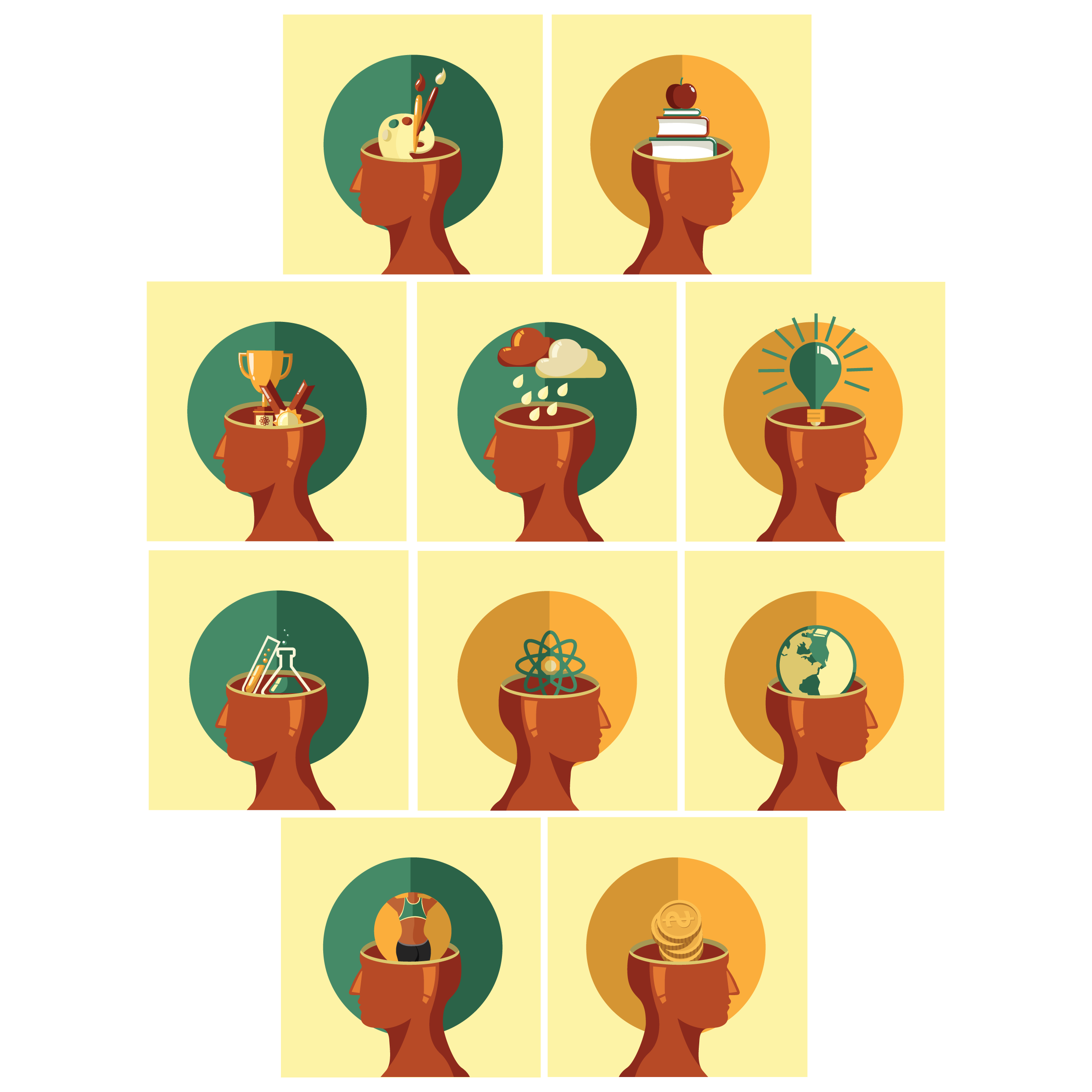 Test clipart assessment. Lessons learned from an