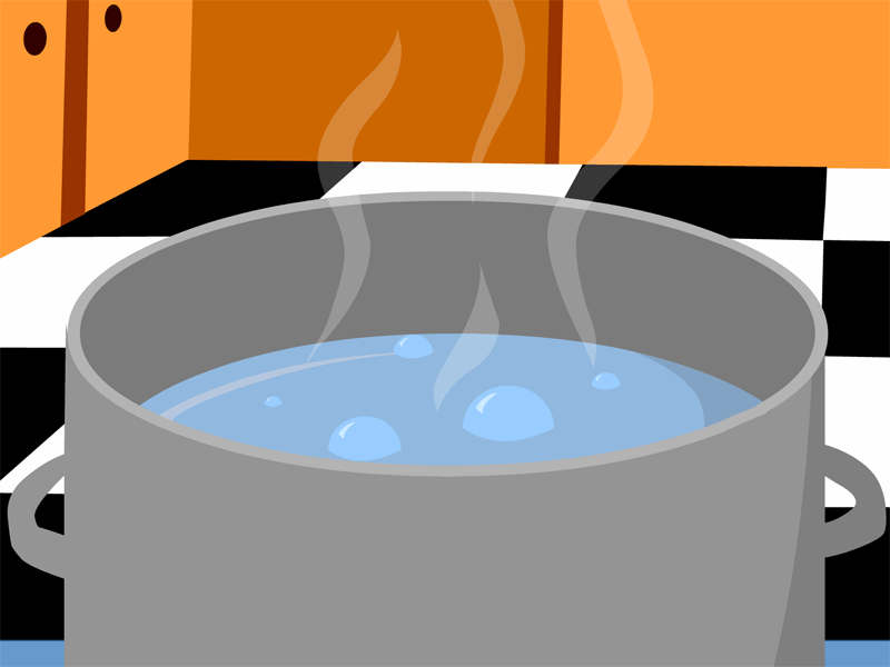 Free hot cliparts download. Evaporation clipart boiled water