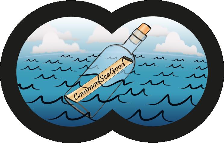 Evaporation clipart ocean. Commonseagood logo