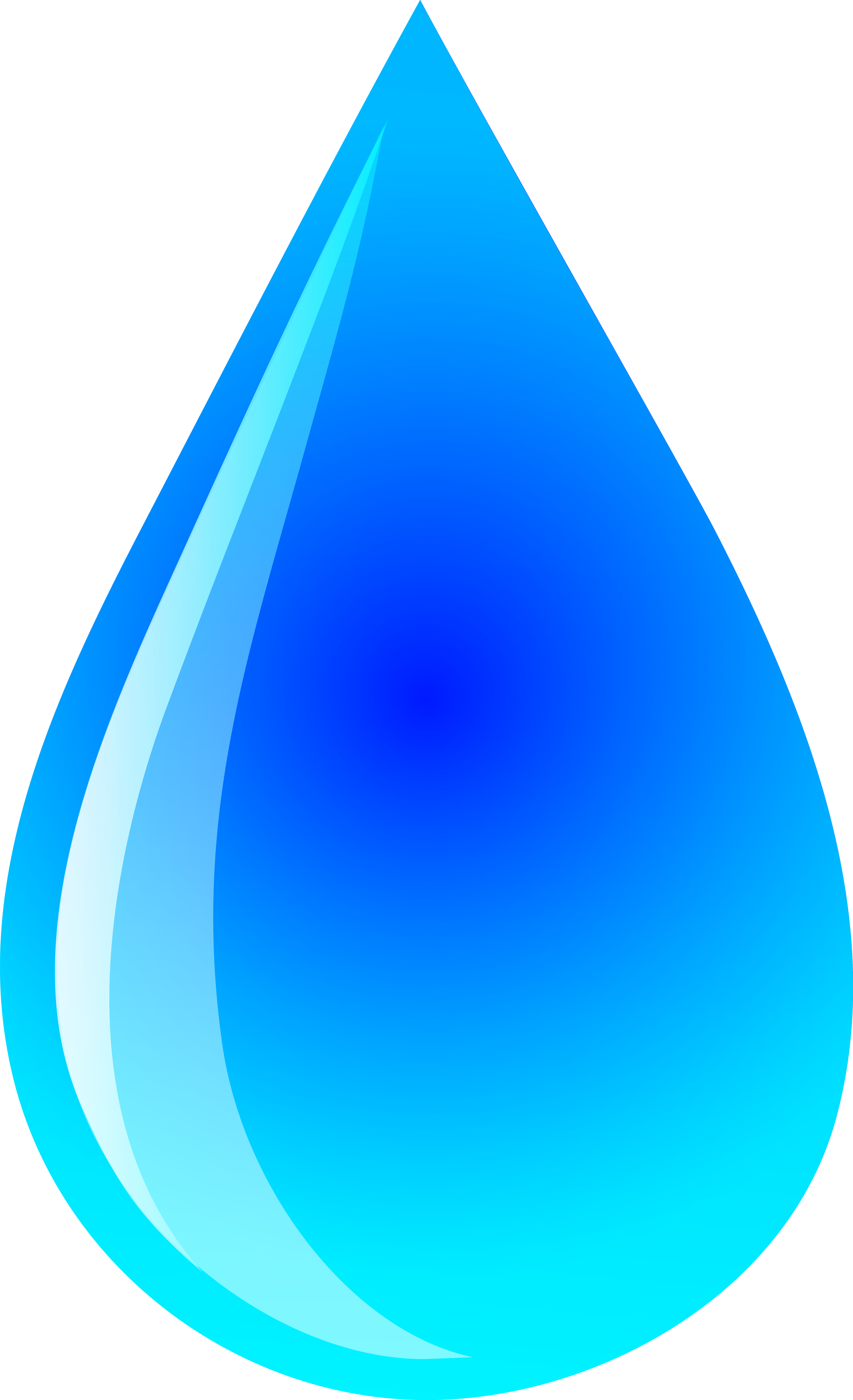 The cycle with on. Water clipart raindrop