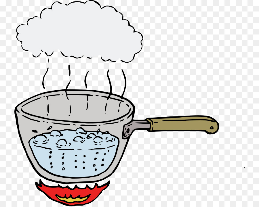 Evaporation clipart water boil. Background cup food transparent