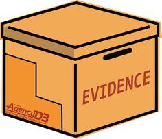 Evidence clipart. Agency d clip art