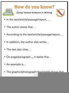 How do you cite. Evidence clipart article