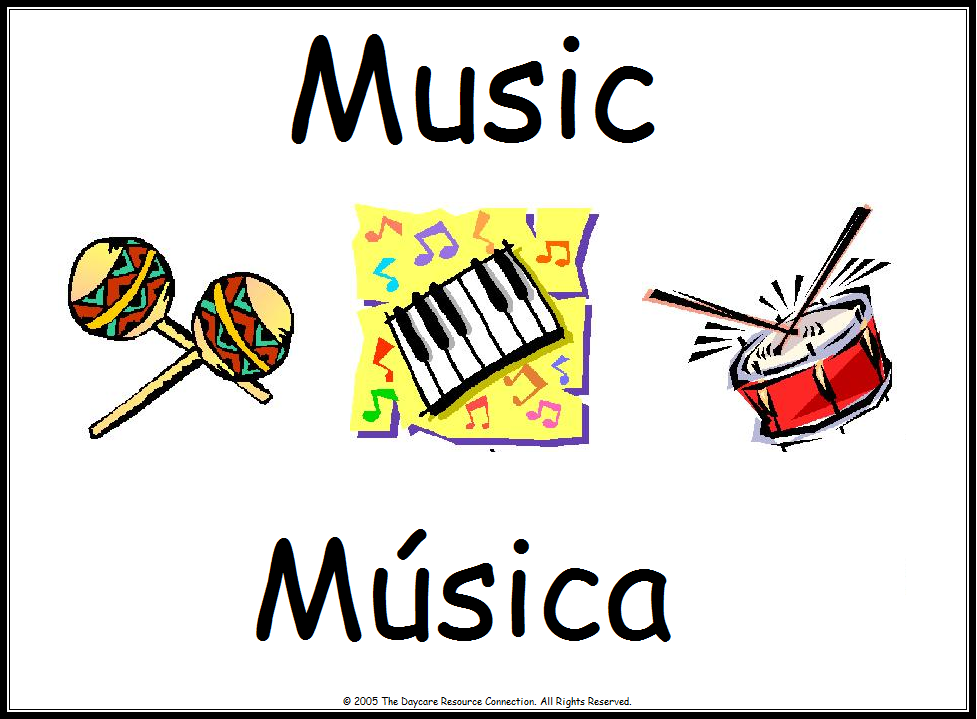 Free pictures of music. Evidence clipart center