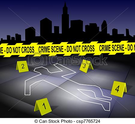 Evidence clipart crime evidence.  scene clipartlook