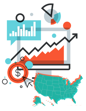 Using in the states. Evidence clipart data reports