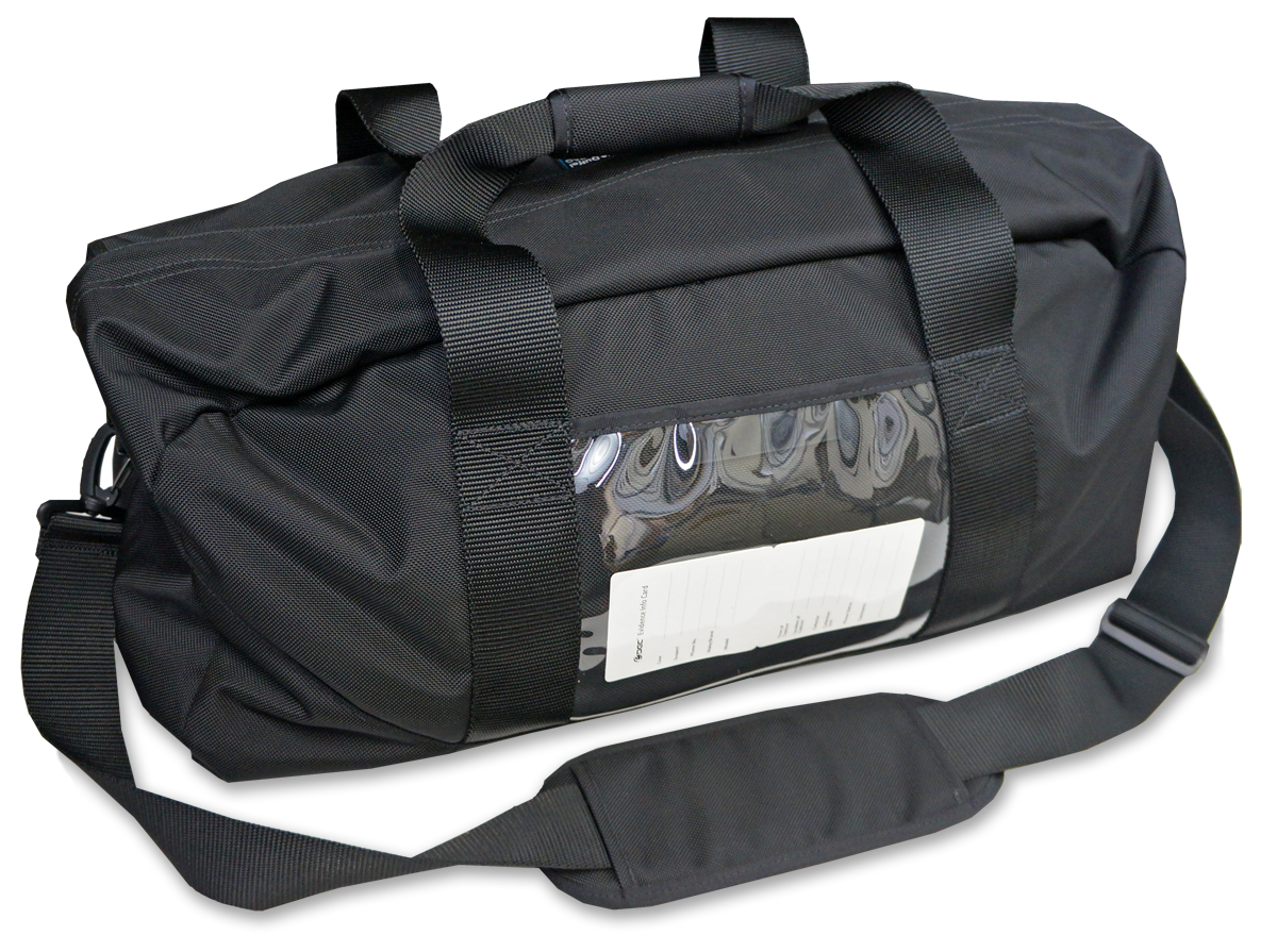 Black Hole Duffel Bag - Teel Technologies