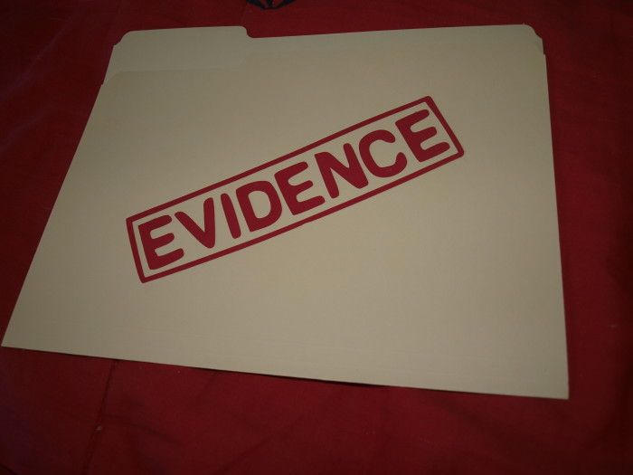 Image result for evidence folder image