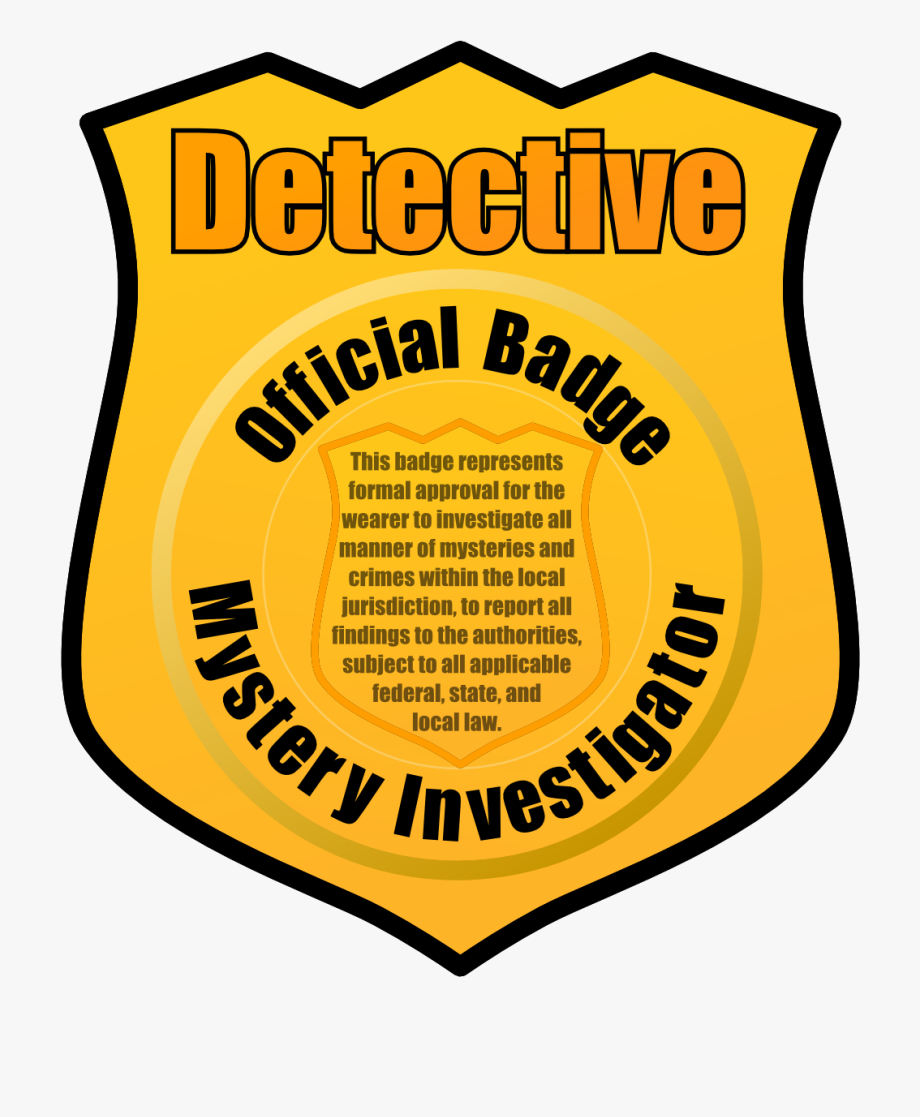 Evidence clipart female detective. Woman badge cliparts