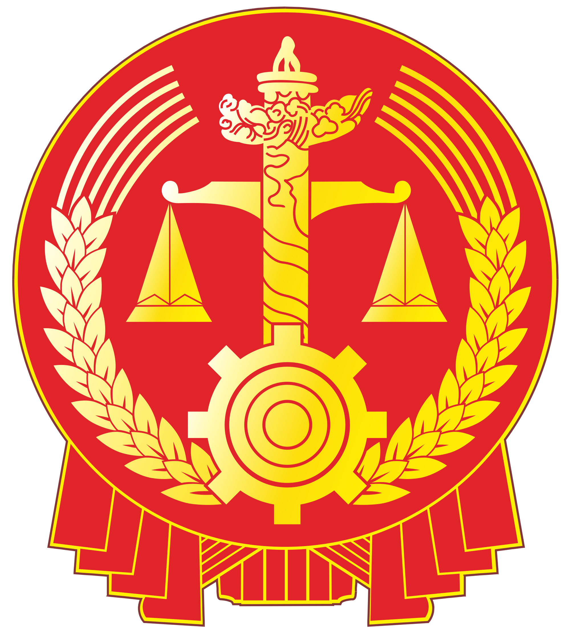 Evidence clipart impartial jury. Criminal law china policy