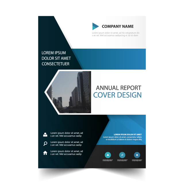 Blue triangle annual report. Evidence clipart information leaflet