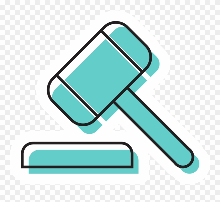 Icon png download . Evidence clipart judge jury