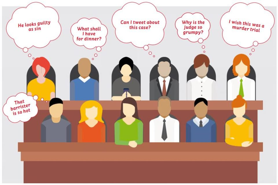 Evidence clipart jury. The trial secrets of