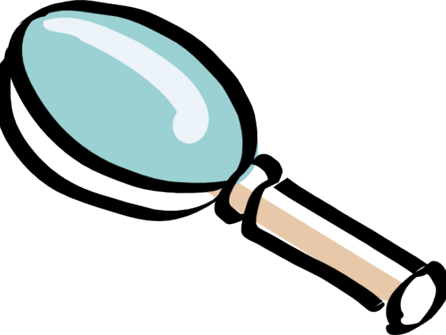 Evidence clipart magnifying glass. Photo free download clip