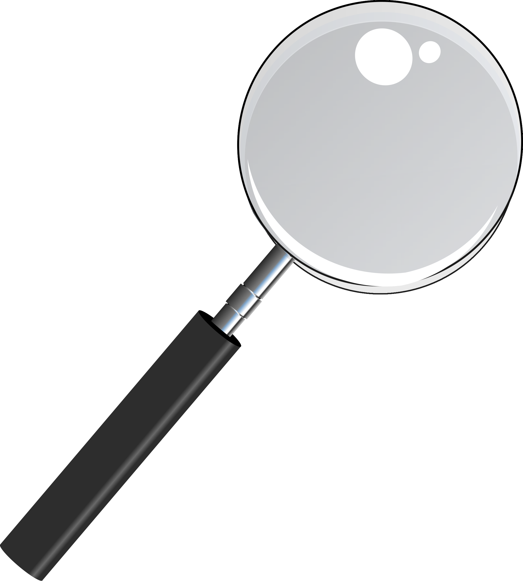 Evidence clipart magnifying glass. Wisc online oer