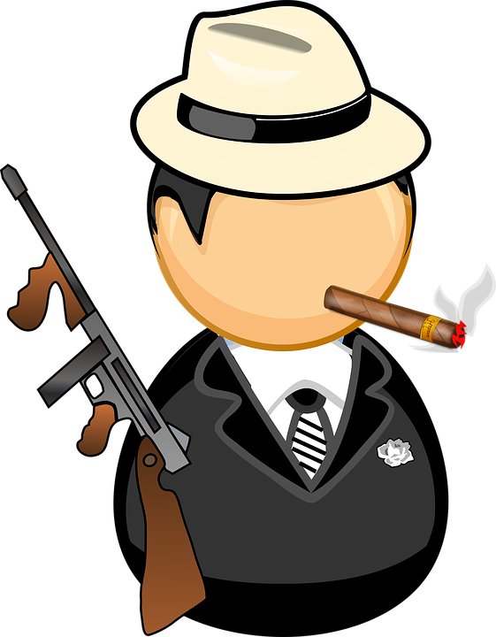 Evidence clipart mystery genre. December thriller week gangster