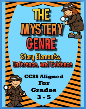 Evidence clipart mystery genre. The story elements inference