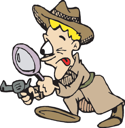 Evidence clipart mystery movie. Cliparts free download best