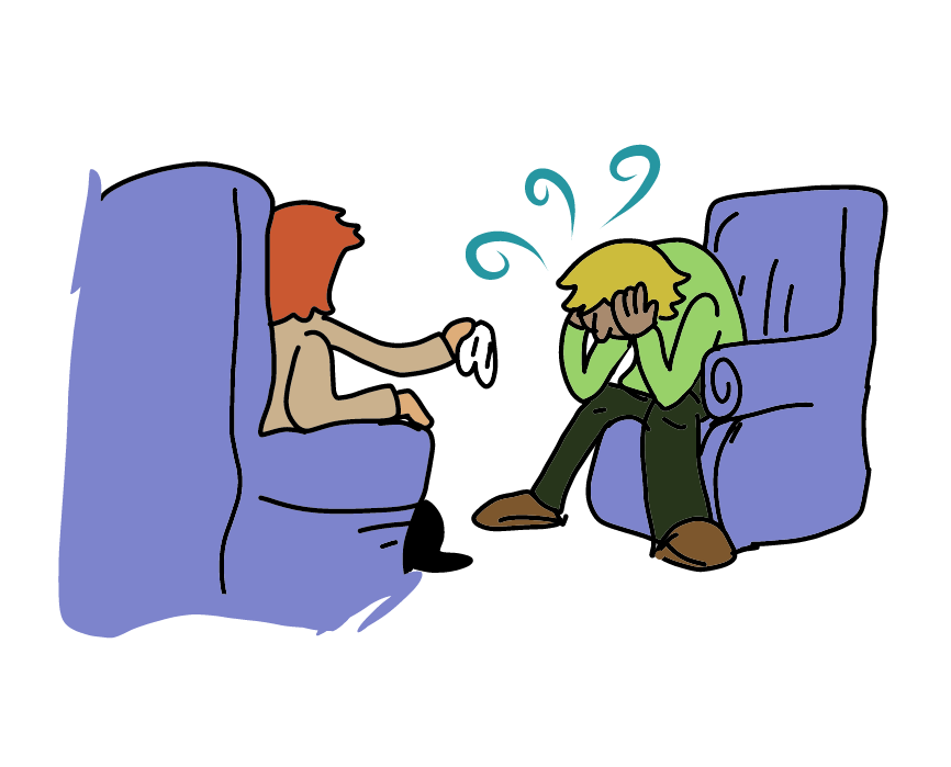 Misanthropic philanthropy art by. Hungry clipart stomach hurt