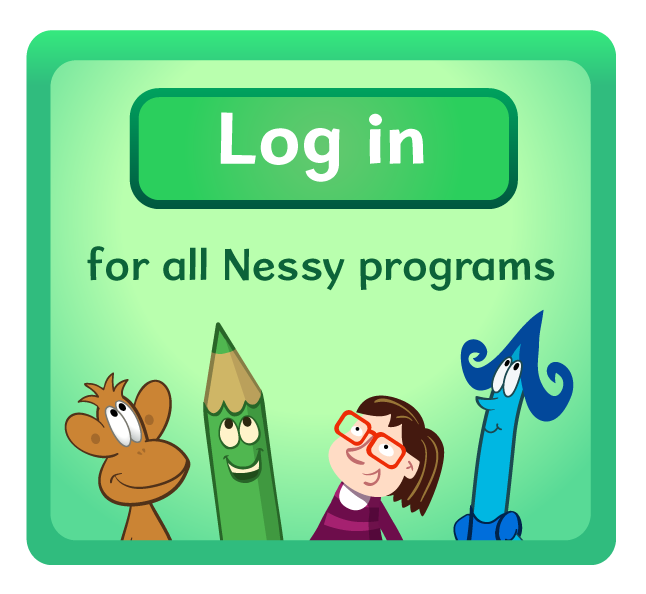 Nessy help for children. Evidence clipart proof read