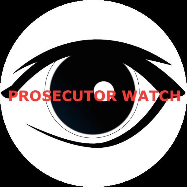Prosecutors ignoring of misconduct. Evidence clipart prosecution