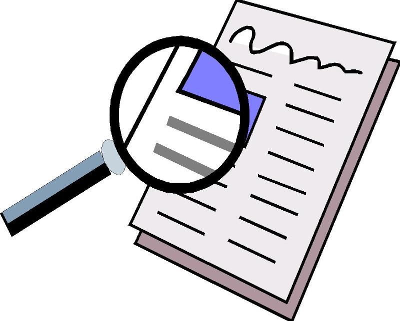 Evidence clipart report. Residency accreditation survey response