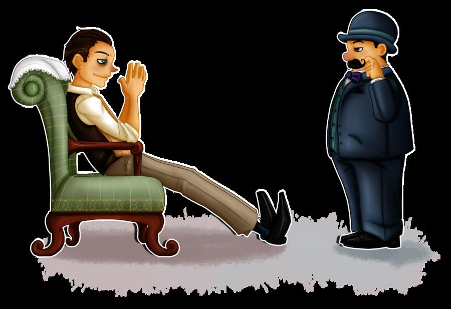 Holmes vs hercule poirot. Evidence clipart sherlock homes