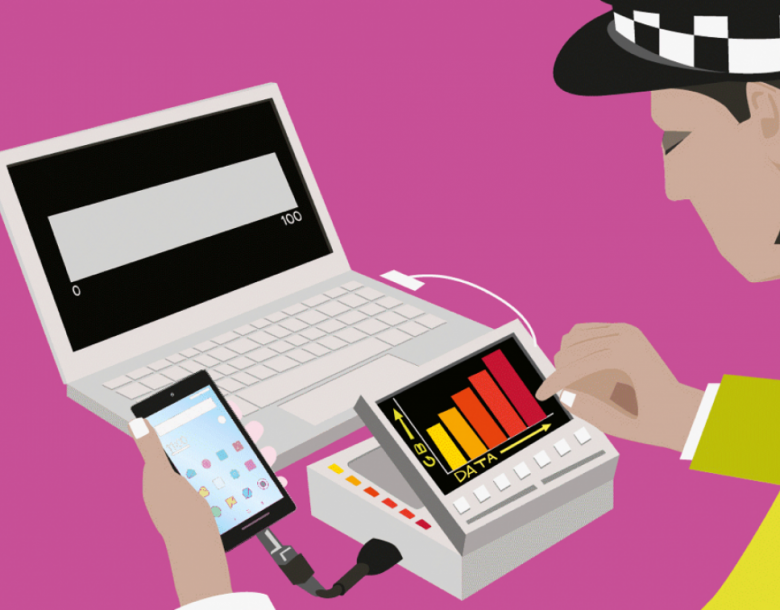 Police tech in public. Evidence clipart spy gadget