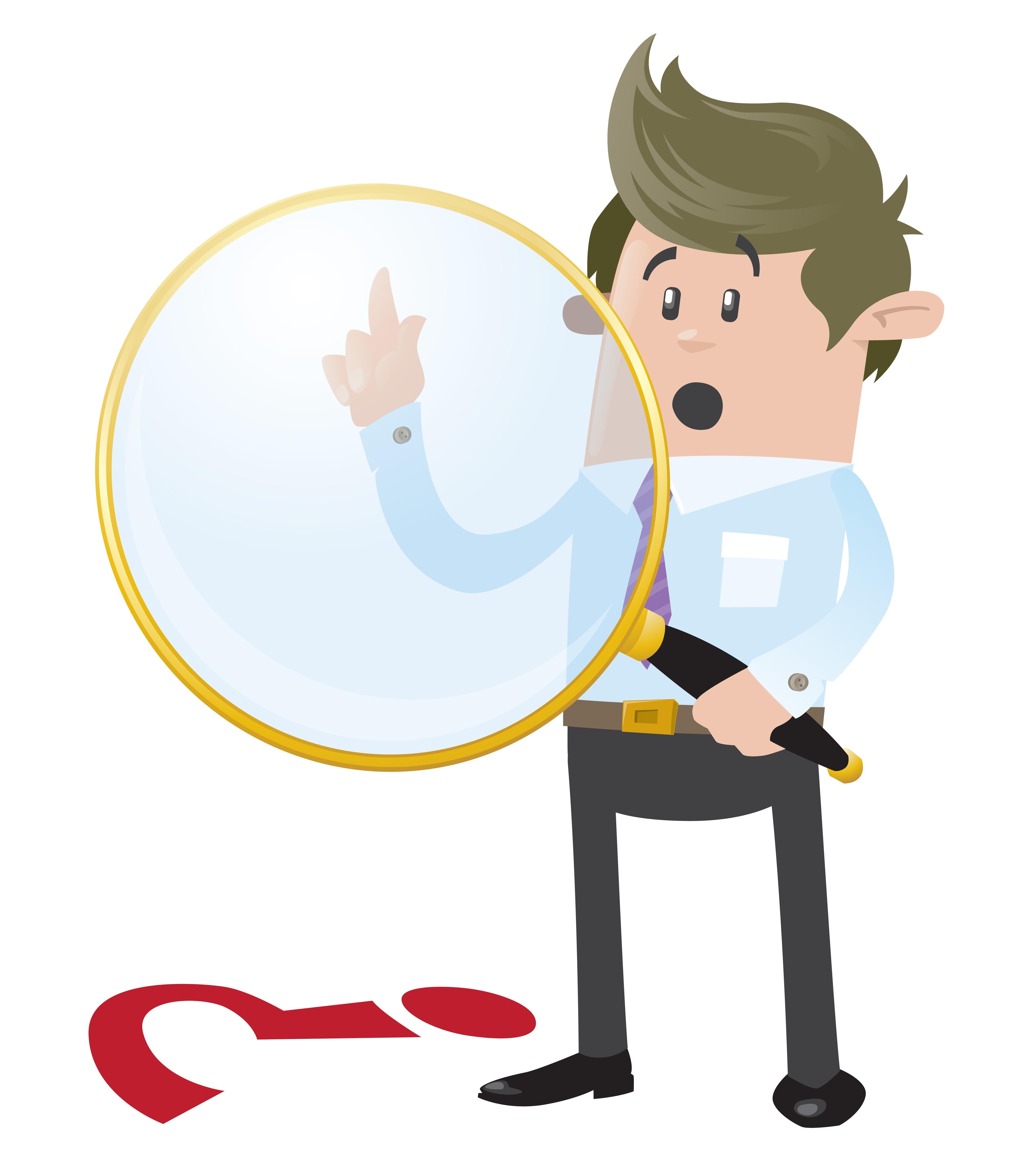 Cqc new fundamental standards. Evidence clipart statement