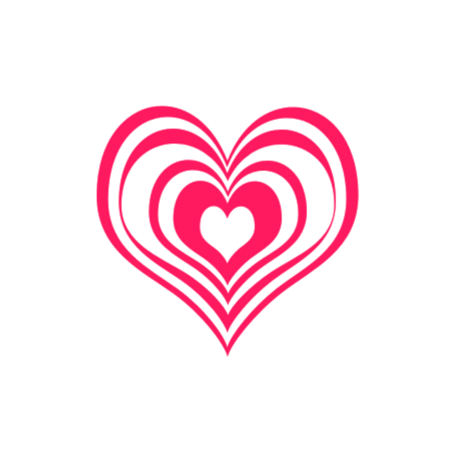 Heart icon png pink. Evidence clipart transparent background